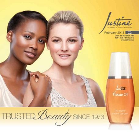 Justine Brochure