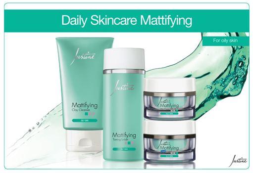 Daily Skincare Mattifying