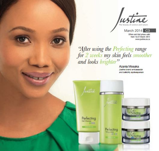Justine Brochure March 2014