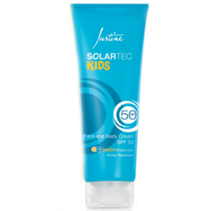 Kids Face and Body Cream SPF50