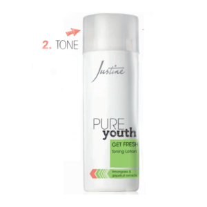 Pure Youth Get Fresh Toning Lotion