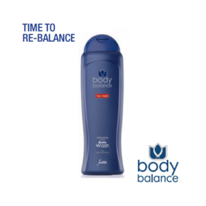 Body Balance For Men Refreshing 2in1 Body Wash