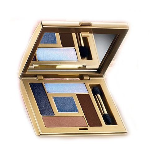 LUXE Cashmere Eyeshadow Quads