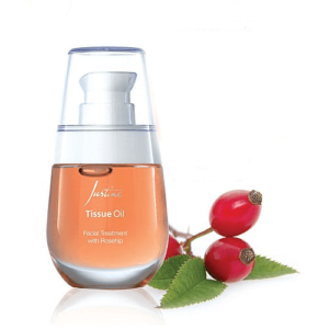 Tissue Oil Facial Treatment With Rosehip