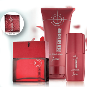 Red Extreme Live The Adventure Gift Set
