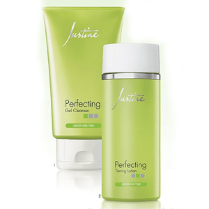 Perfecting Gel Cleanser and Toner