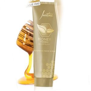 Honey Herbal Hand Scrub