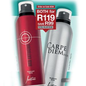 Carpe Diem & Red Extreme