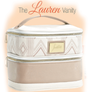 The Lauren Travelling Vanity