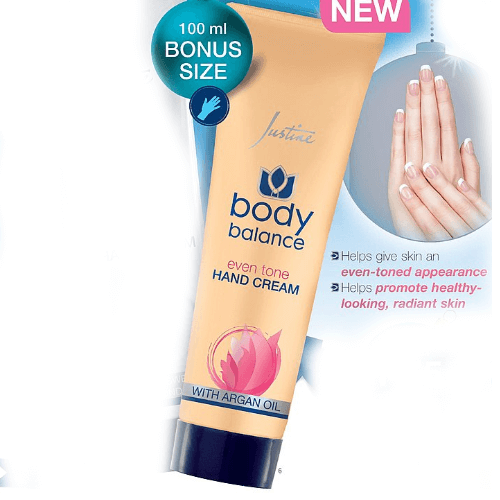 bodybalanceeventonehandcream