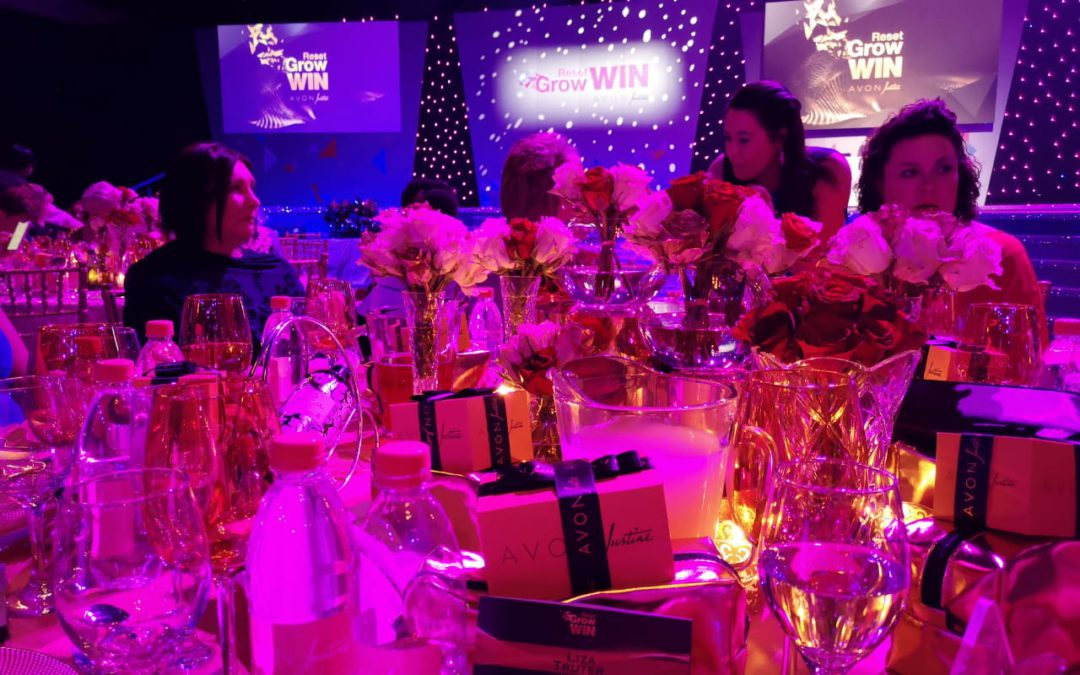 Avon Justine National Gala Dinner 2018