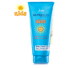 Ultrasun Skincare Kids Face & Body Cream SPF 50