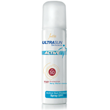 Ultrasun Active Sun Protection Spray SPF 50