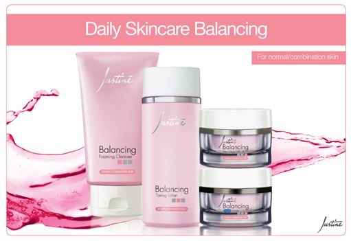 Daily Skincare Balancing