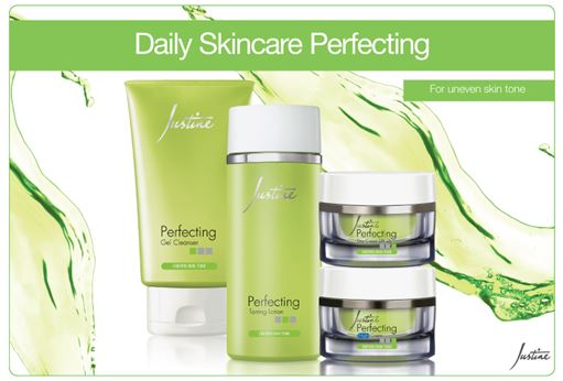 Daily Skincare Perfecting