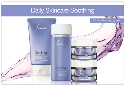 Daily Skincare Soothing