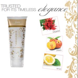 Tabasheer Gold Parfumed Body Cream