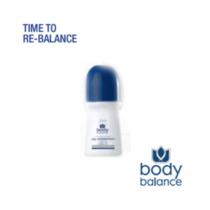 Body Balance Anti Perspiratn Roll On Deodorant
