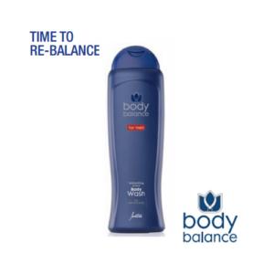 Body Balance For Men Refreshing 2in1 Body Wash