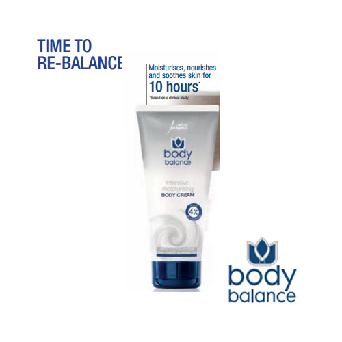 Body Balance Intensive Moisturising Body Cream