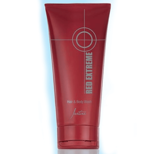 Red Extreme Hair and Body Wash