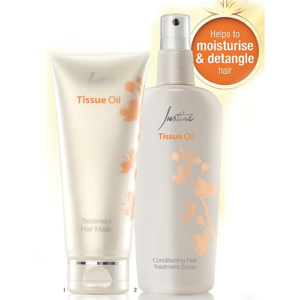 Tissue Oil Hair Mask and Treatment Spray