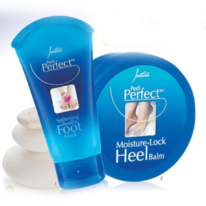 Pedi Perfect Foot Mask and HeelBalm