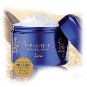 Tabasheer Perfumed Body Souffle