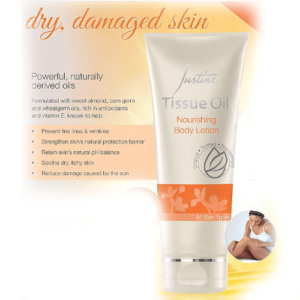 Tissue Oil Nourishing Body Lotion