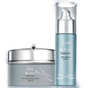 A-Firm Platinum Day Cream and Serum