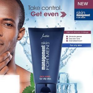 SkinManagementForMenFaceWash