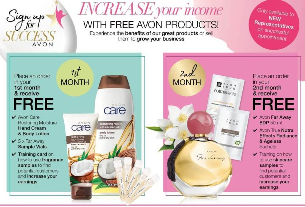 Avon Free Products