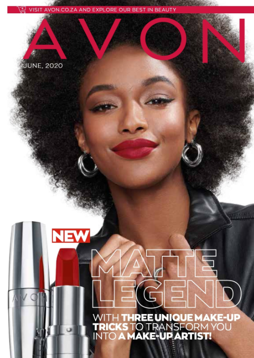 Avon brochure June2020