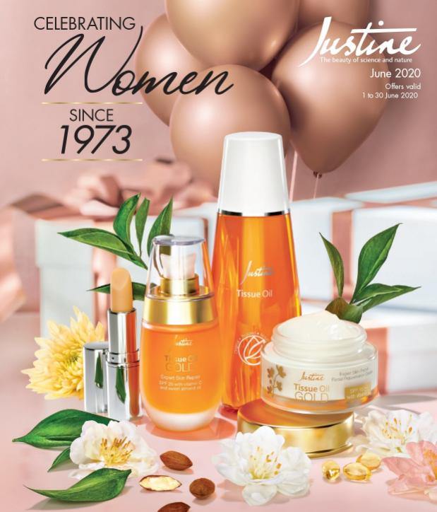 Justine June Brochure 2020