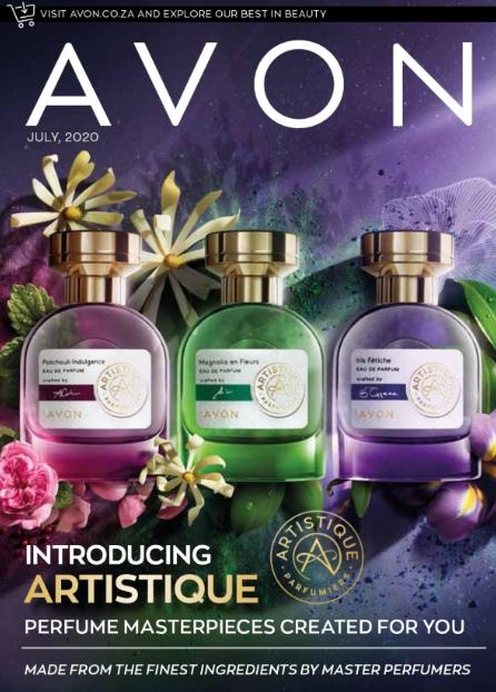 Avon Brochure July 2020