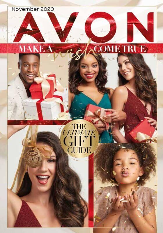 Avon Brochure November 2020