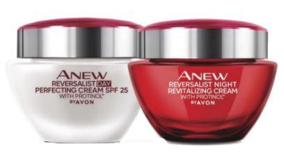 ANEW Reversalist Daily Creams