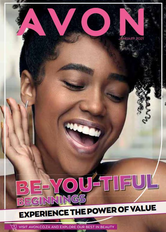 Avon January 2021 Brochure